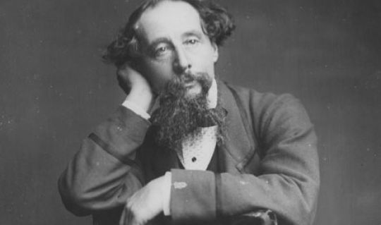 Charles Dickens, the scribe