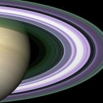 The planet Saturn, pillar of vocation
