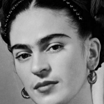 Frida Khalo's astrological birth chart