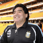Diego Maradona's astrological birth chart